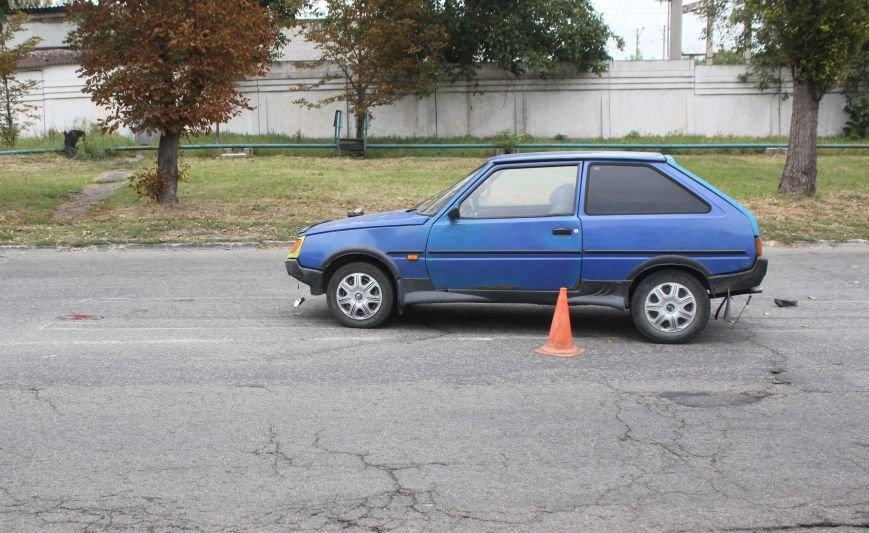 В Днепродзержинске в ДТП у отеля «Родина» погибла молодая девушка, фото-2