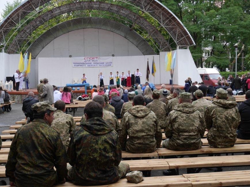 У Тернополі провели турнір з козацького багатоборства (Фото) (фото) - фото 1