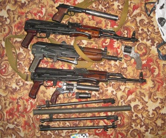 Кировоградец, который ограбил кировоградку увлекался оружейным делом. ФОТО (фото) - фото 1