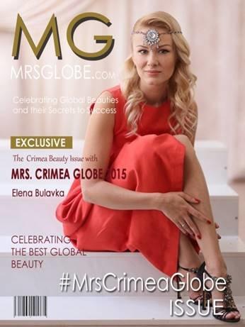 Ялтинска представит Крым на международном конкурсе красоты Mrs Globe 2015 в Китае (фото) - фото 1
