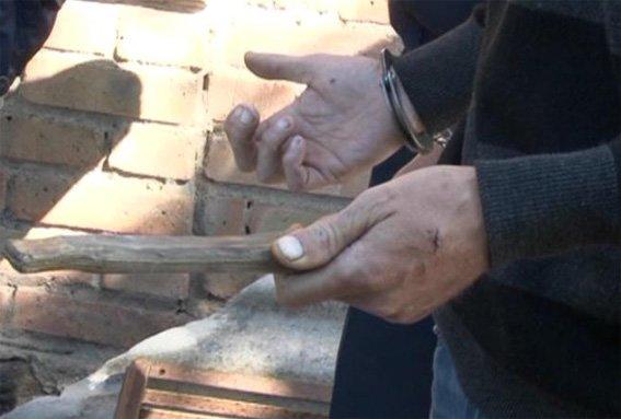 На Кировоградщине поймали мужчину, который совершил разбойное нападение. ФОТО, ВИДЕО (фото) - фото 1