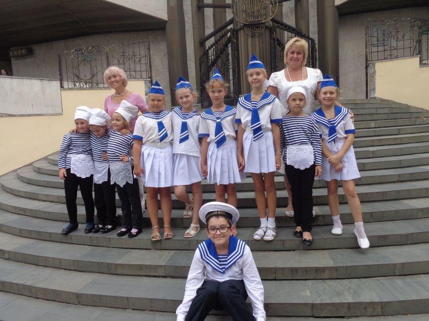 Алупкинские танцоры приняли участие в крымском фестивале (фото) - фото 1