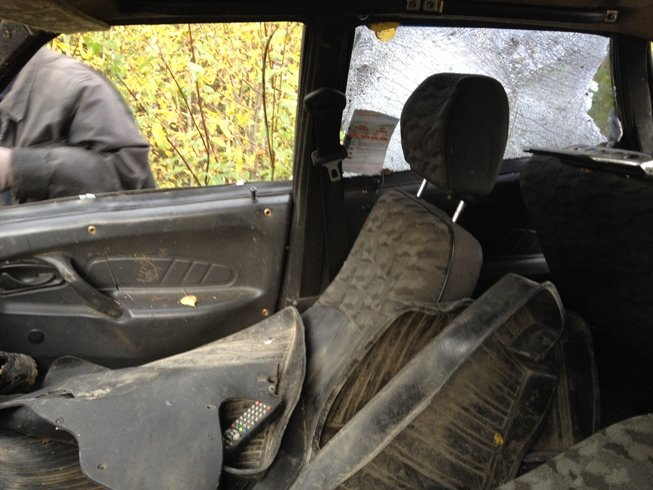ДТП со смертельным исходом на территории Полевского. Фото (фото) - фото 1