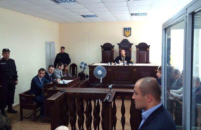 Судебное заседание по делу Геннадия Кернеса в Полтаве было сорвано отсутствием электроснабжения (фото) - фото 1