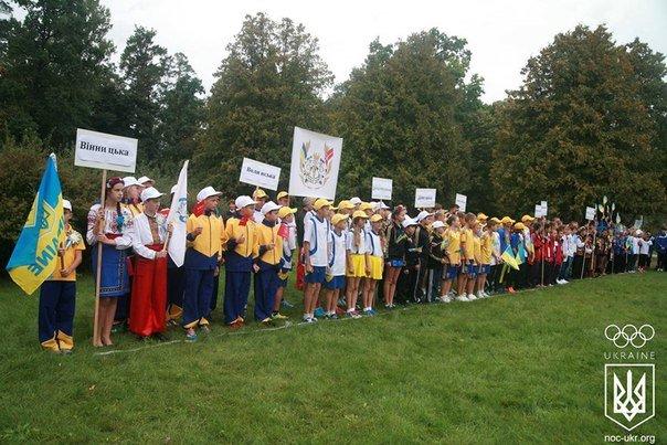 Спортсмены Красноармейского учебно-воспитательного комплекса в финале Всеукраинского проекта «Ты - Лидер» (фото) - фото 1