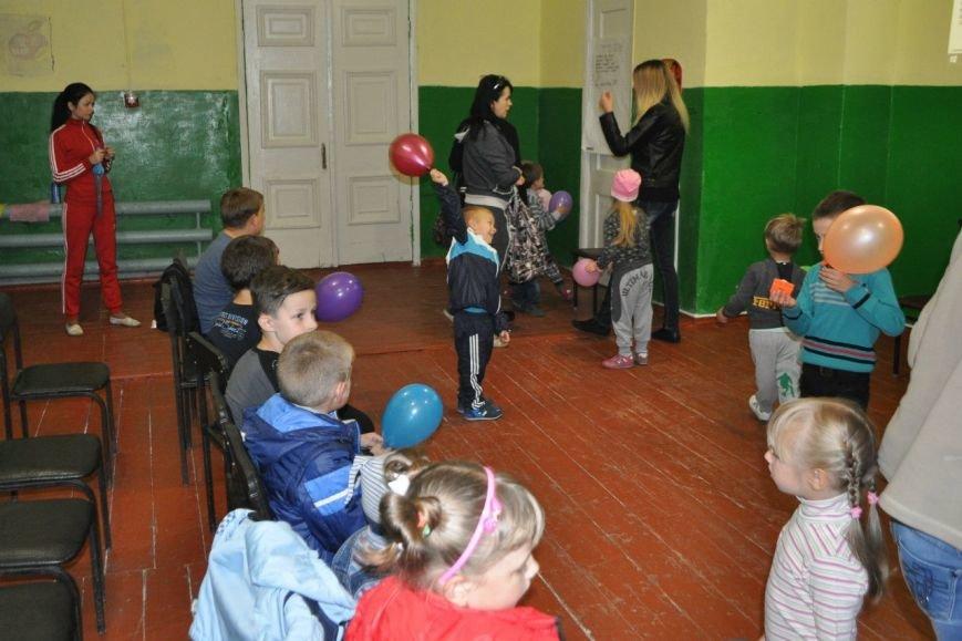 В ЦМА Доброполья состоялся просмотр для детей мультфильма «Миньоны» (фото) - фото 1