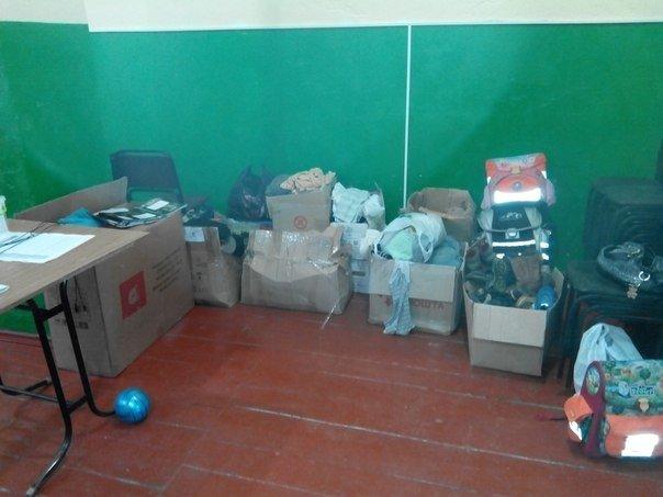 Переселенцы Доброполья и района получат помощь от гуманитарного штаба «Ми Є», фото-3