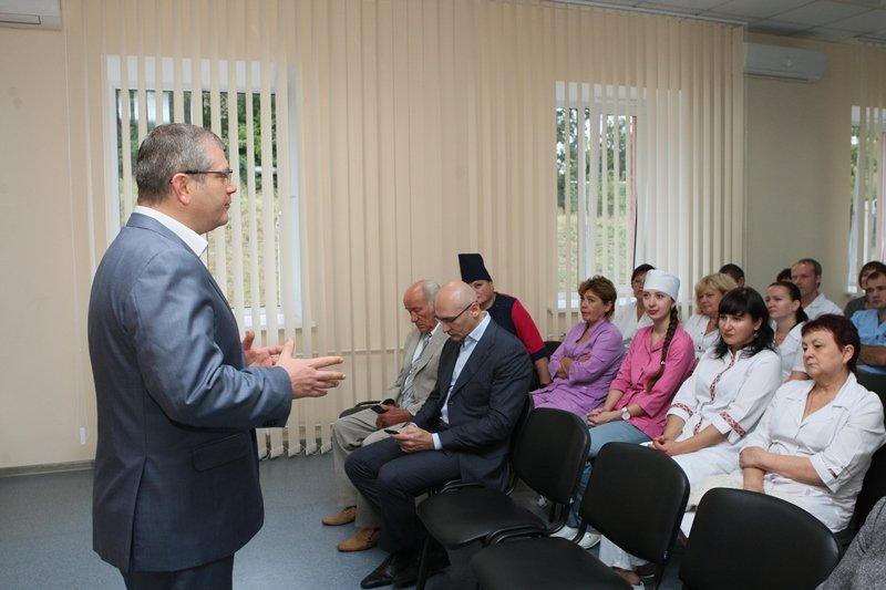 «Два года назад все работы по достройке радиологического центра в Днепропетровске были остановлены», - главврач онкодиспансера (фото) - фото 3