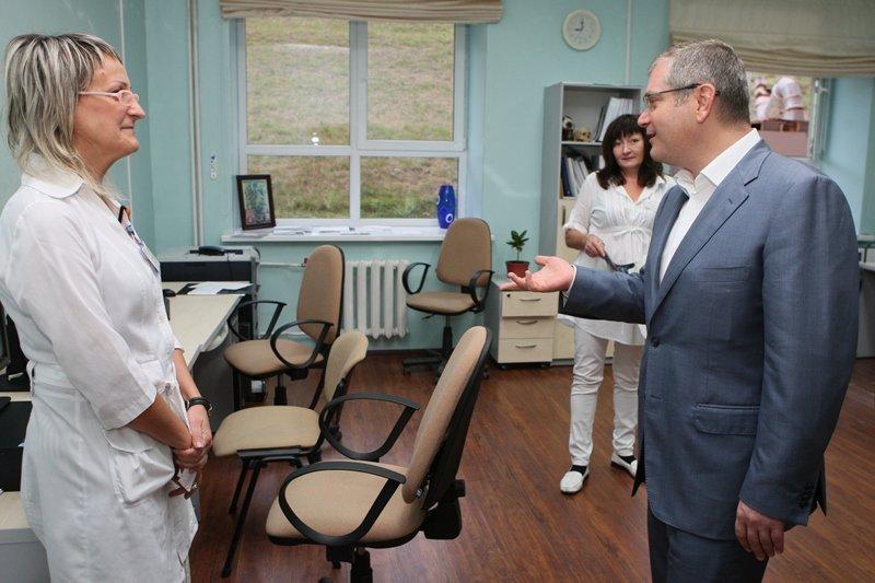 «Два года назад все работы по достройке радиологического центра в Днепропетровске были остановлены», - главврач онкодиспансера (фото) - фото 2