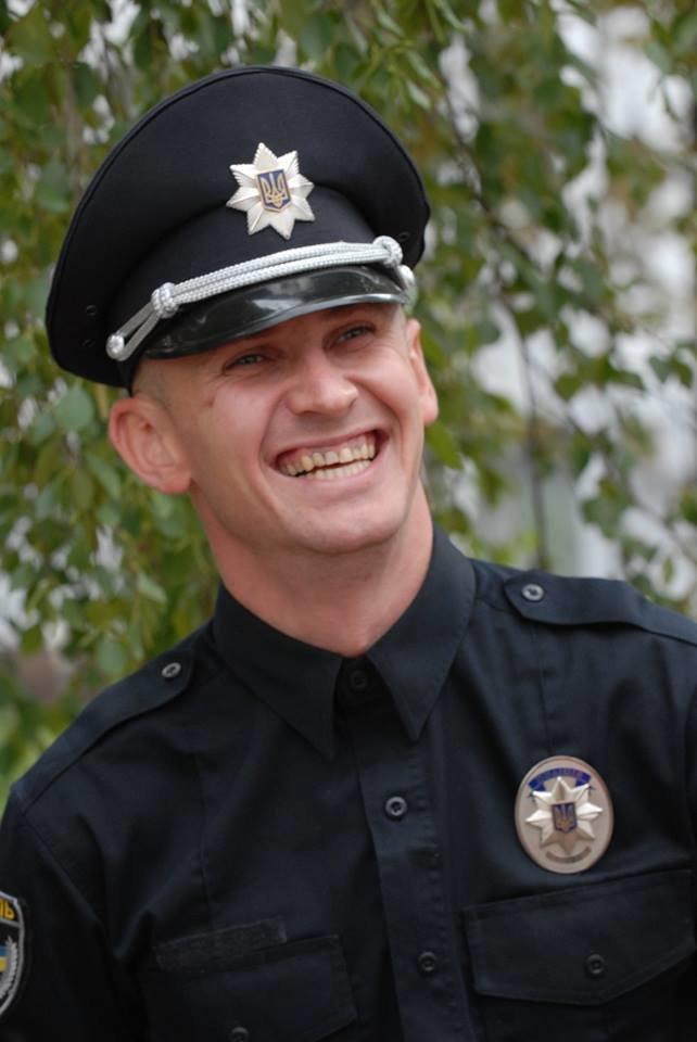 Николаевский «киборг» будет руководить полицейскими (ФОТО) (фото) - фото 1