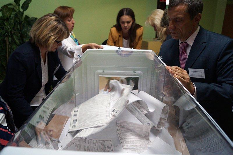 Заголовок: «Чего и следовало ожидать». Как в Белгороде выбирали депутатов в областную Думу шестого созыва (фото) - фото 5