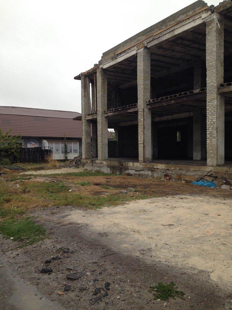 Его больше нет. В Доброполье исчез опасный мини-аттракцион? (фото) - фото 1