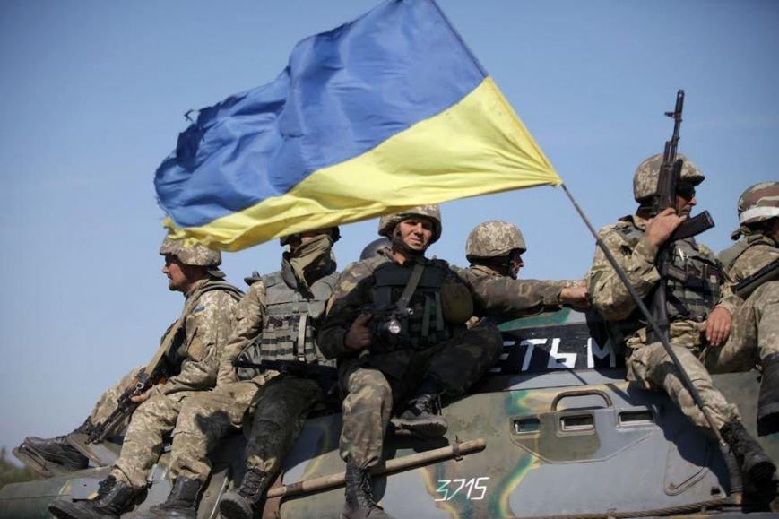 На Мариупольском плацдарме прошли военные учения (ФОТО) (фото) - фото 1