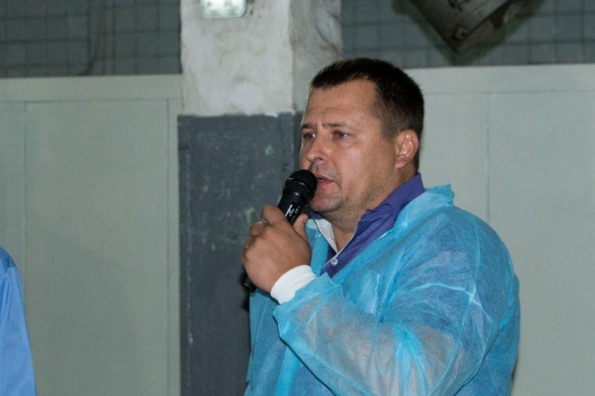 Филатов уверен, что городская власть должна навести порядок в хлебобулочной отрасли Днепропетровска, фото-1