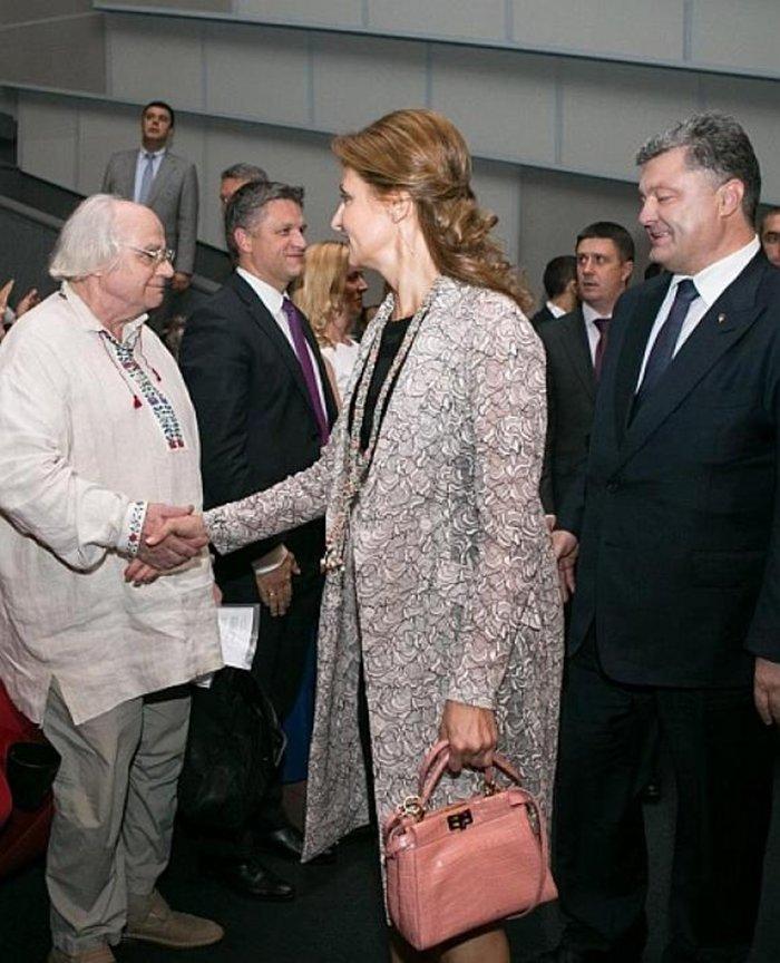 Марина Порошенко розповіла, звідки у неї модна сумочка за півмільйона (фото) - фото 1