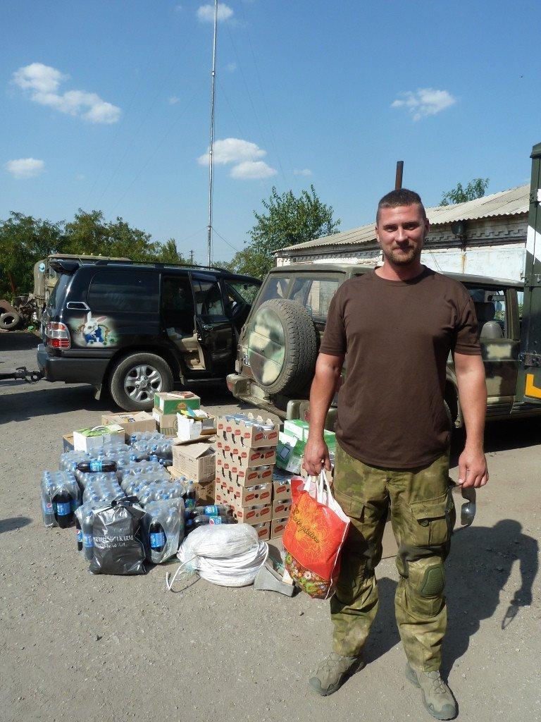 Николаевские школьники вместо цветов на 1 сентября собрали подарки для бойцов АТО (ФОТО) (фото) - фото 5