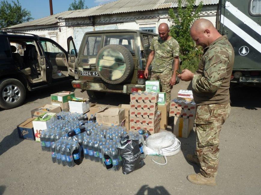 Николаевские школьники вместо цветов на 1 сентября собрали подарки для бойцов АТО (ФОТО) (фото) - фото 1