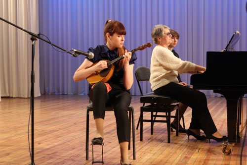 В Брянске состоялся концерт лучших учеников музыкальных школ (фото) - фото 1