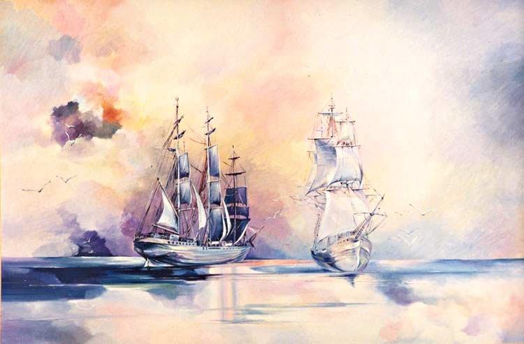 Картина Альфии Мухамедьяновой