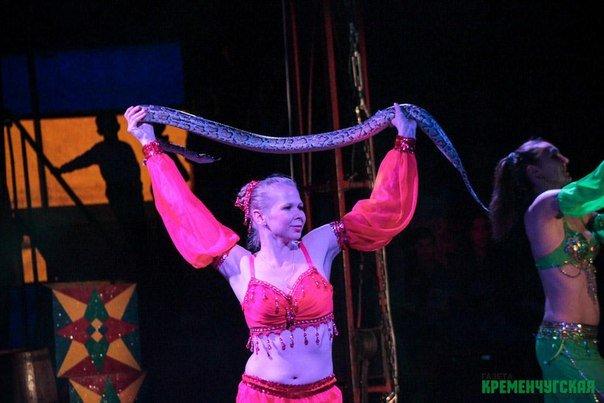 Великий цирк шапіто «Вогні Києва» у Вінниці (фото) - фото 2