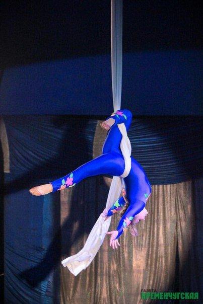 Великий цирк шапіто «Вогні Києва» у Вінниці (фото) - фото 7