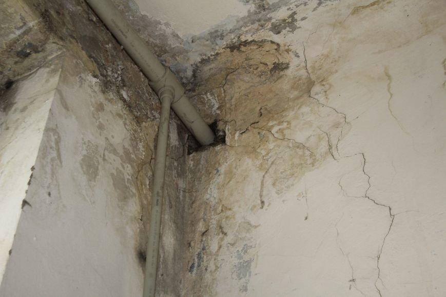 В Днепродзержинске жильцы дома с трещиной по-прежнему ожидают ремонта, фото-7