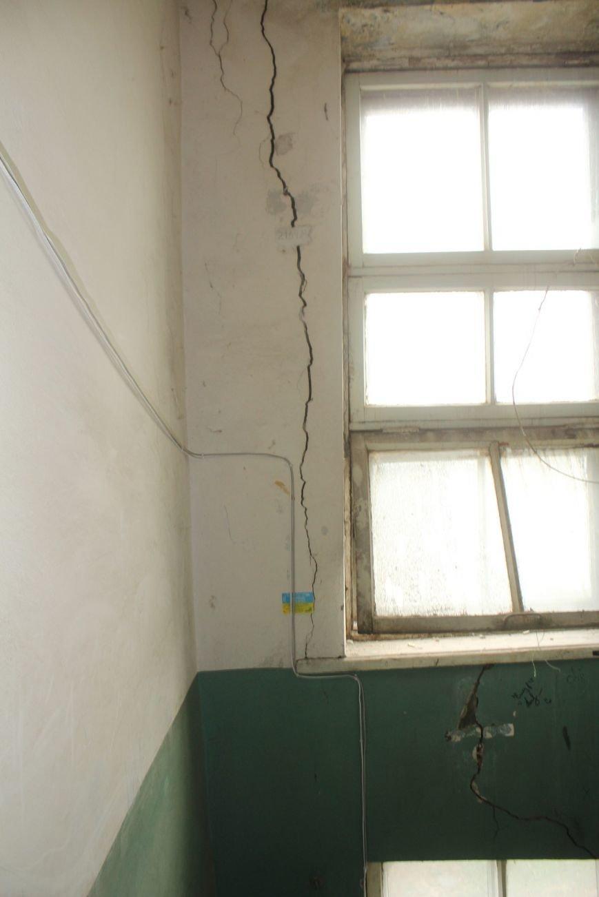 В Днепродзержинске жильцы дома с трещиной по-прежнему ожидают ремонта, фото-3