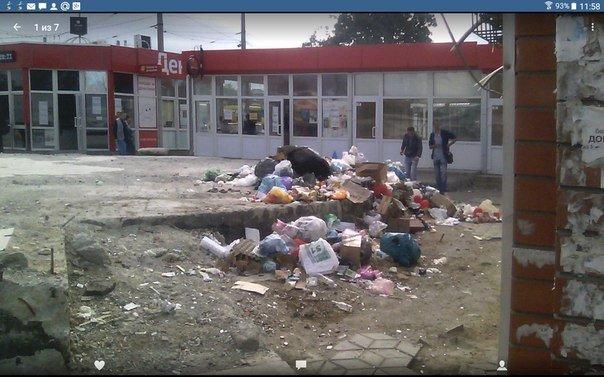 Центральный рынок Симферополя сегодня: стихийщики, горы мусора и ночлежка для бомжей на месте снесенной «стекляшки» (ФОТОФАКТ) (фото) - фото 6