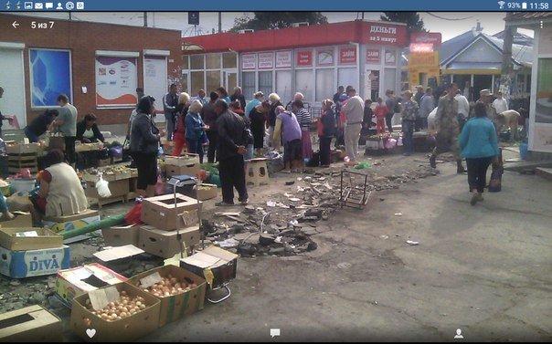 Центральный рынок Симферополя сегодня: стихийщики, горы мусора и ночлежка для бомжей на месте снесенной «стекляшки» (ФОТОФАКТ) (фото) - фото 3