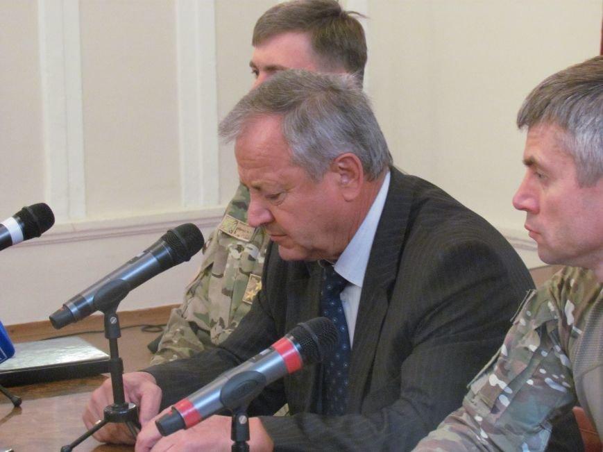 Батальону «Донбасс» помогут мариупольские дровосеки (ФОТО), фото-1