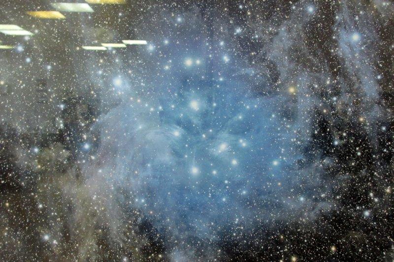 В Пушкинской библиотеки открылась космическая фотовыставка (фото) - фото 1