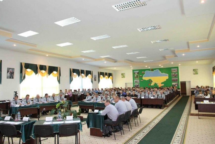 У прикордонників розпочався навчально-методичний збір (фото) - фото 1