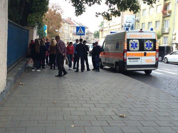 У Львові мотоцикліст збив дитину (ФОТО) (фото) - фото 1