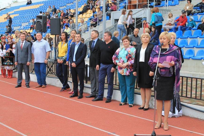 Открытие училища Олимпийского резерва, фото-5
