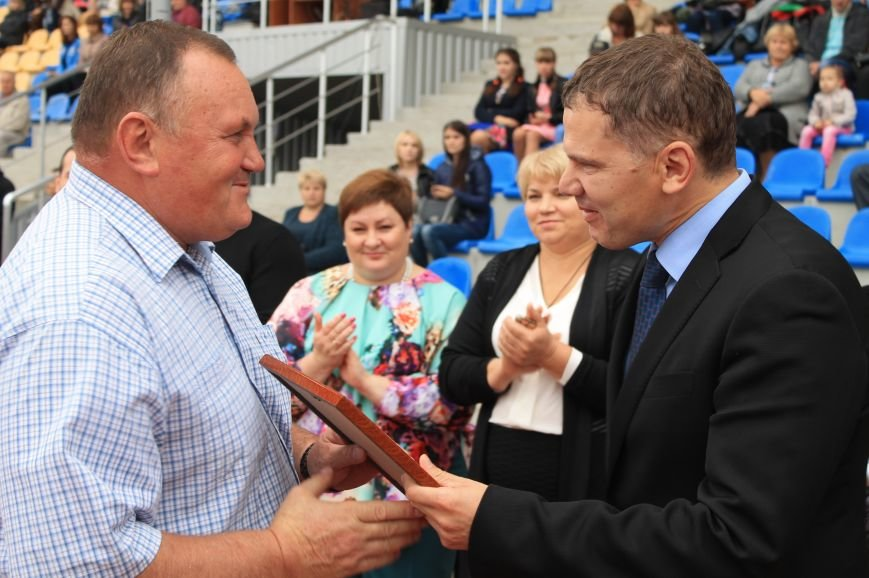 Открытие училища Олимпийского резерва, фото-6