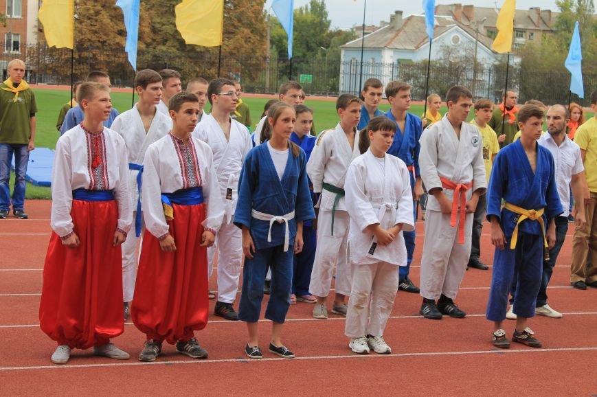 Открытие училища Олимпийского резерва, фото-4