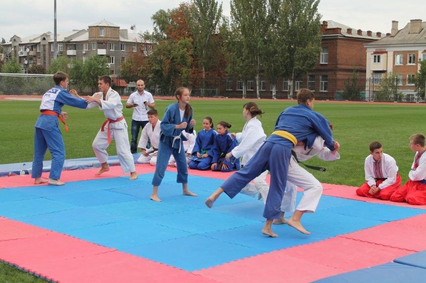 Открытие училища Олимпийского резерва, фото-12