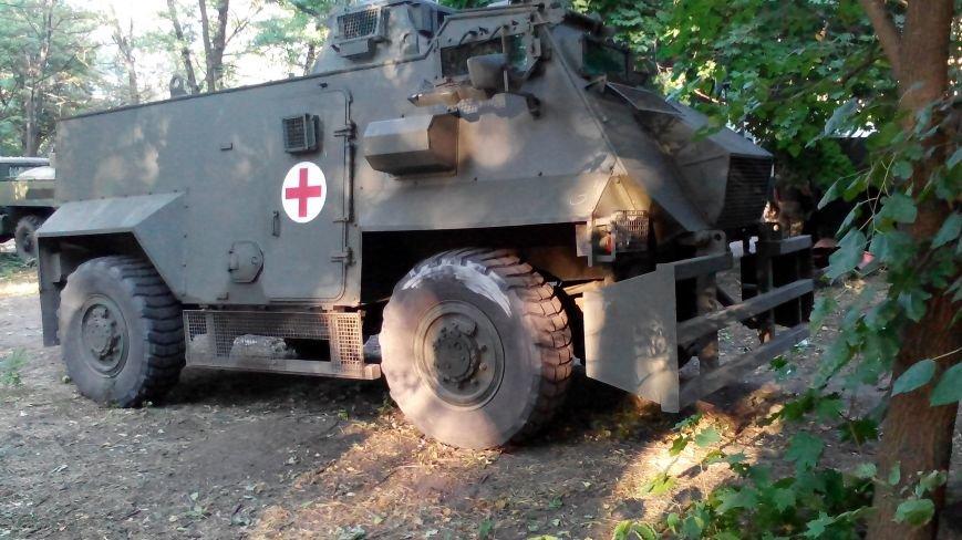 Патриоты Доброполья смогут оказать достойную медицинскую помощь на поле боя, фото-7