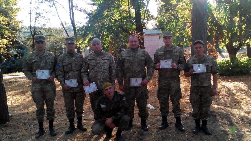 Патриоты Доброполья смогут оказать достойную медицинскую помощь на поле боя, фото-15
