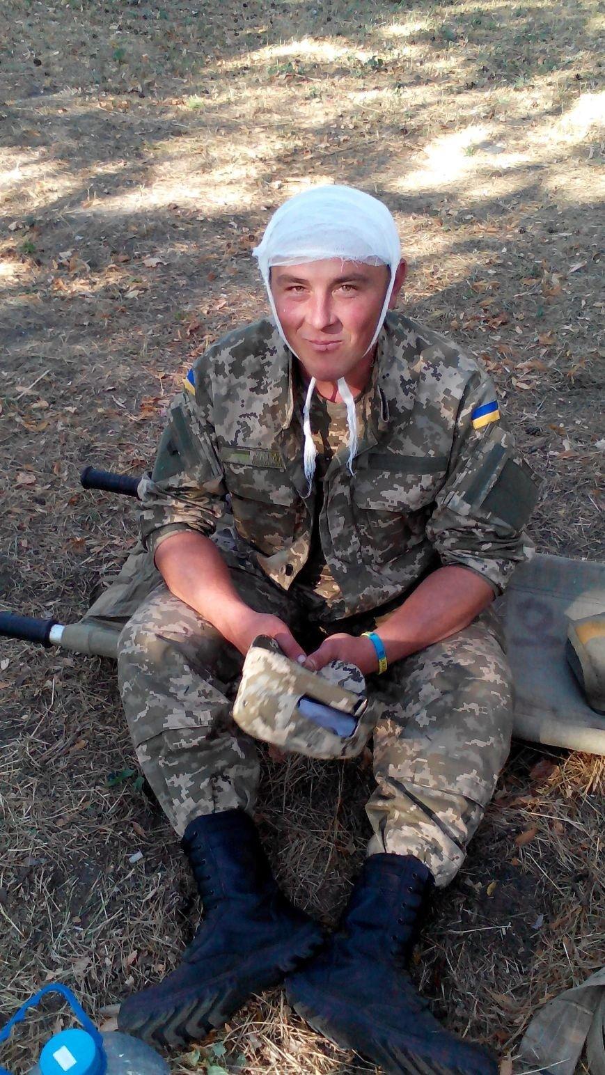 Патриоты Доброполья смогут оказать достойную медицинскую помощь на поле боя, фото-1