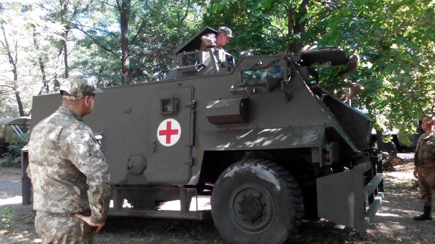Патриоты Доброполья смогут оказать достойную медицинскую помощь на поле боя, фото-6