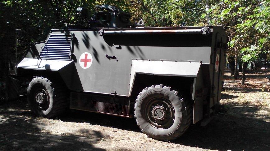 Патриоты Доброполья смогут оказать достойную медицинскую помощь на поле боя, фото-5