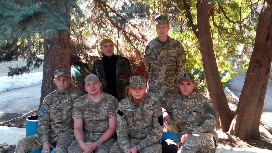 Патриоты Доброполья смогут оказать достойную медицинскую помощь на поле боя, фото-14