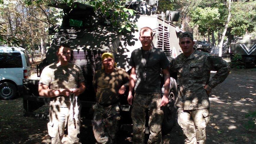 Патриоты Доброполья смогут оказать достойную медицинскую помощь на поле боя, фото-13