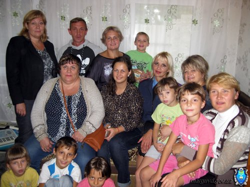 Милиция Мариуполя провела рейд по детским домам семейного типа (ФОТО), фото-4