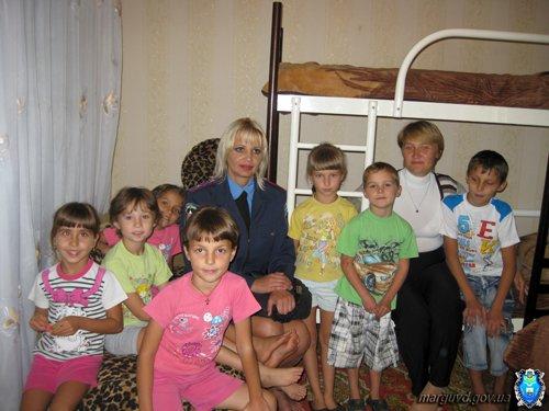 Милиция Мариуполя провела рейд по детским домам семейного типа (ФОТО), фото-1