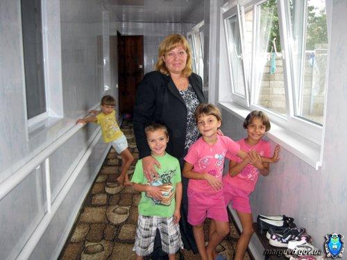 Милиция Мариуполя провела рейд по детским домам семейного типа (ФОТО), фото-2