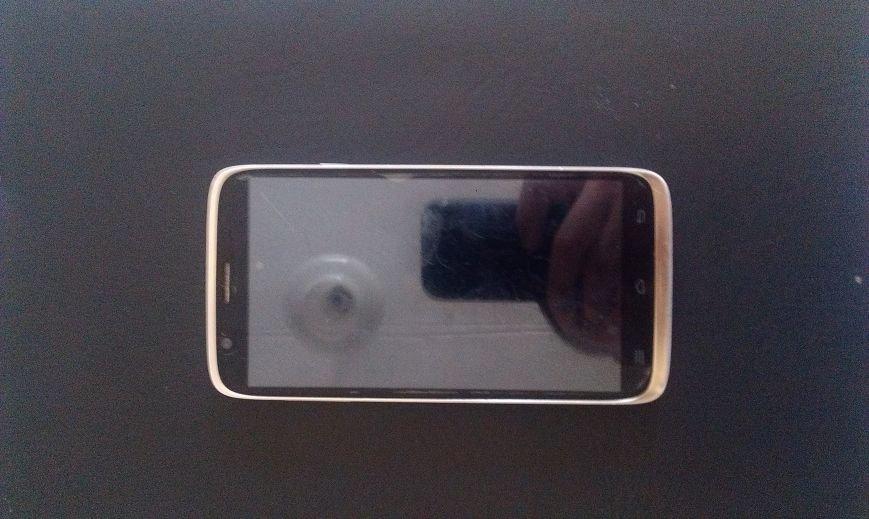 Выпивший добропольчанин не удержался и украл телефон (фото) - фото 1
