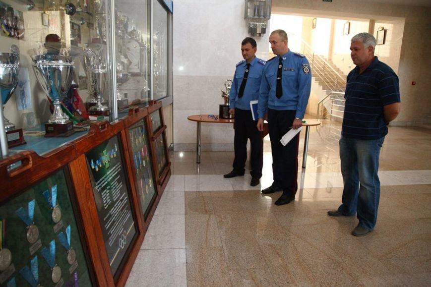 Відзнаки за службу в АТО отримали хмельницькі міліціонери (Фото), фото-3