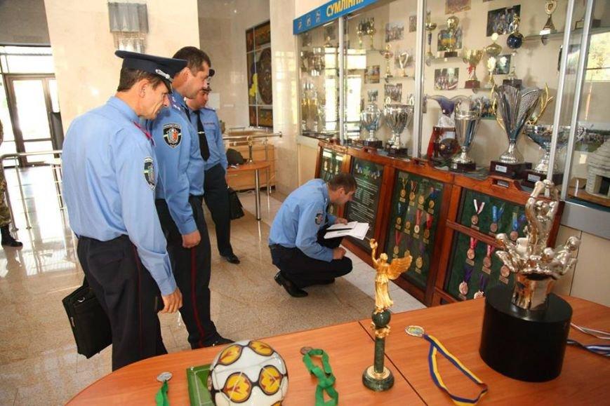 Відзнаки за службу в АТО отримали хмельницькі міліціонери (Фото), фото-1